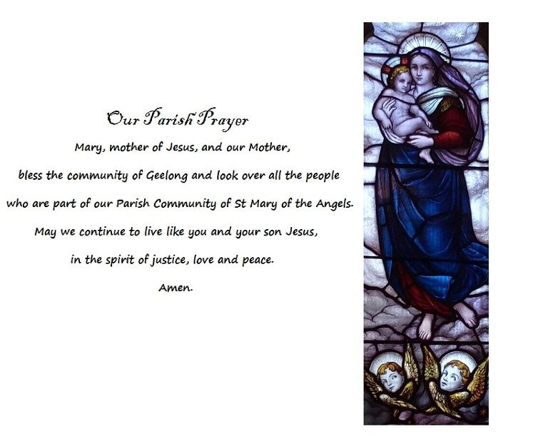 Parish Prayer